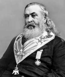 albert pike Top 3 Messages from Our Military   Cavalry is On the Way