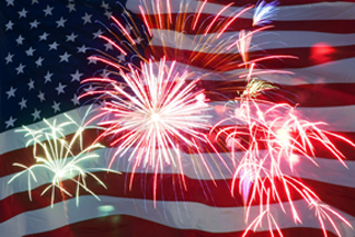 july4th flagfireworks Top 3 Messages from Our Military   Cavalry is On the Way